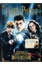 Agenda harry potter 2020-2021