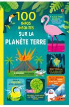 100 infos insolites sur notre planete