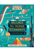 Fenetre sur - records du monde etonnants