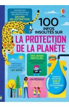 100 infos insolites sur la protection de la planete