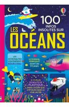100 infos insolites sur les oceans