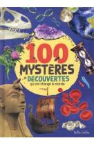 100 mysteres et decouvertes qui ont chnage le monde