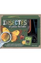 Insectes et petites bestioles (coffret)
