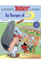 Asterix - la serpe d-or - n 2 - edition speciale