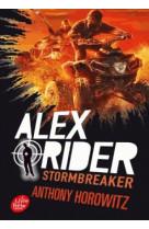 Alex rider - tome 1 - stormbreaker (coll.ref.) - version sans jaquette