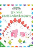 50 defis points a relier dinosaures