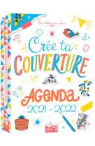 Cree ta couverture - agenda 2021/2022