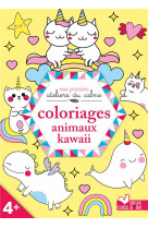 Coloriages animaux kawai