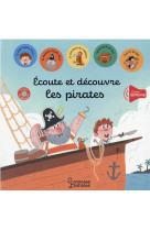 Ecoute et decouvre les pirates