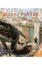 Harry potter - iv - harry potter et la coupe de feu