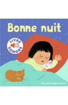 Bonne nuit - 6 scenes, 6 images, 6 sons