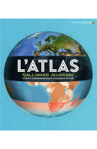 L-atlas gallimard jeunesse