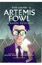 Artemis fowl - la bande dessinee