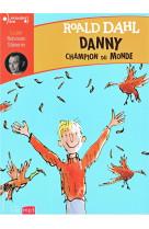 Danny, champion du monde - audio