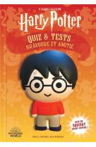 Harry potter - quiz et tests : bravoure et amitie - avec un squishy harry potter
