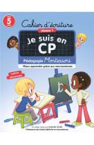 Cahier d-ecriture - pedagogie montessori - mieux apprendre grace aux neurosciences