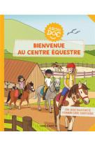 Bienvenue au centre equestre