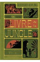 Le livre de la jungle - illustre et anime par minalima
