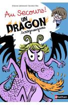 Au secours ! un dragon scrogneugneu