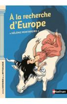 A la recherche d-europe
