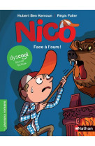 Dyscool - nico : face a l-ours !