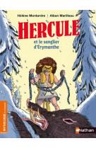 Hercule et le sanglier d-erymanthe