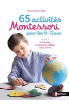 65 activites montessori pour les 6/12 ans - vol01