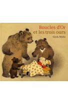 Boucles d-or et les trois ours
