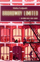 Broadway limited 1 - un diner avec cary