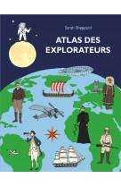 Atlas des explorateurs