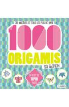 1000 origamis, so fashion