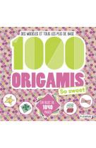 1000 origamis, so sweet