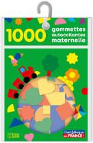 1000 gommettes autoc mater