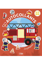Autoc 3-5 ans- les pompiers
