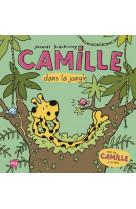 Camille dans la jungle suivi de camille a un bebe