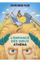 L-enfance des dieux - tome 2 athena - vol02