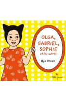 Olga, gabriel, sophie et les autres (titre provisoire) - coffret