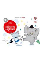 Ecoute et mime les chansons anglaises - audio
