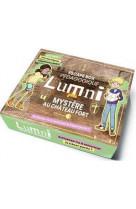 Escape box pedagogique lumni (9-11 ans) - mystere au chateau fort