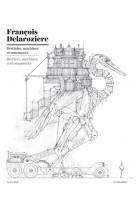 Bestiaire, machines et ornements - dessins
