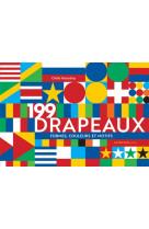 199 drapeaux - formes, couleurs et motifs