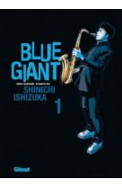 Blue giant - tome 01 - tenor saxophone - miyamoto dai