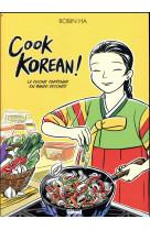Cook korean - la cuisine coreenne en bd