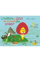 L-histoire du lion qui ne savait pas nager