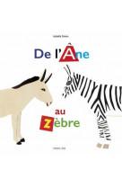De l-ane au zebre
