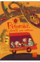Bitumia, la planete aux voitures