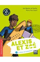 Alexis et zoe - tome 1 le retour de l-ambulocete - vol01