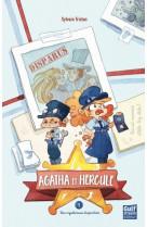 Agatha et hercule - tome 1 une mysterieuse disparition - vol01