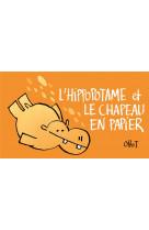 Flip-fables de flblb (flip-books) - l-hippopotame et le chapeau en papier