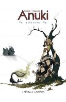 Anuki - tome 9 - l-eau et le feu